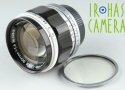 Canon 50mm F/1.4 Lens for Leica L39 #21325