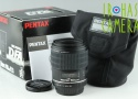 SMC Pentax-D FA 100mm F/2.8 Macro Lens for Pentax K With Box #21908