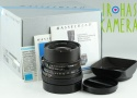 Hasselblad Carl Zeiss Distagon T* 60mm F/3.5 CF Lens With Box #21954