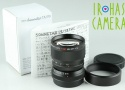 Miyazaki Sonnetar 73mm F/1.5 F・MC MS-Optics Lens Black for Leica M #22559
