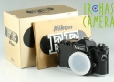 Nikon FE 35mm SLR Film Camera with Box #22386
