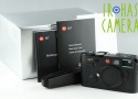 Leica M7 0.72 35mm Rangefinder Film Camera In Black With Box #21436