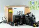 Nikon D800 Digital SLR Camera With Box *Shutter Count 5443*#22914