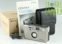 Contax T3 35mm Point & Shoot Film Camera *Double Teeth* With Box #22945