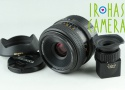 Bronica Zenzanon-RF 45mm F/4 Lens for RF645 #22988