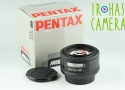 SMC Pentax-FA 50mm F/1.4 Lens for Pentax K With Box #23099