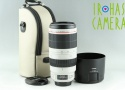 Canon EF 100-400mm F/4.5-5.6 L IS II USM Lens #23312