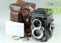 Rollei Rolleiflex 3.5F TLR Film Camera + Planar 75mm F/3.5 Lens *White Face* #22837