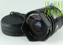 Minolta AF Fish-Eye 16mm F/2.8 Lens #23730
