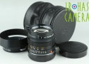 Leica Summilux-M 50mm F/1.4 E43 Lens for Leica M #24096