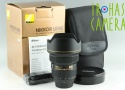 Nikon AF-S Nikkor 14-24mm F/2.8 G ED N Lens With Box #24271