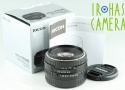 SMC Pentax-FA 645 75mm F/2.8 Lens for Pentax 645 With Box #24802