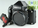 Pentax 67 II Medium Format SLR Film Camera #25194