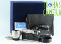 konica Hexar RF Limited + M-Hexanon 50mm F/1.2 Lens With Box #26320