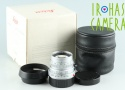 Leica Summicron-M 50mm F/2 E39 Lens for Leica M With Box #26713