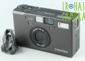 Contax T3 35mm Point & Shoot Film Camera #27074