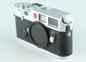 Leica M6 0.72 35mm Rangefinder Film Camera In Silver #26908