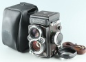 Rollei Rolleiflex 2.8 FX Medium Format TLR Film Camera #28315
