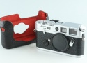 Leica M6 TTL 0.85 35mm Rangefinder Film Camera In Silver #28417