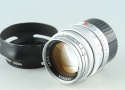 Leica Summilux-M 50mm F/1.4 E43 Lens for Leica M #28601
