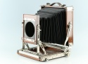 Deardorff 4x5 Wood Field Large Format Film Camera #29205
