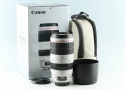 Canon EF 100-400mm F/4.5-5.6 L IS II USM Lens With Box #29636