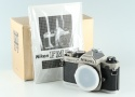 Nikon FM2/T 1994 The Dog Year 300 Limited Model With Box #29663