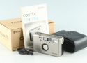 Contax T3 35mm Point & Shoot Film Camera With Box #29693