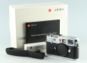 Leica M6 TTL 0.72 35mm Rangefinder Film Camera In Silver With Box #29694