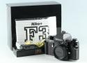 Nikon F3 HP Limited 35mm SLR Film Camera With Box #29854