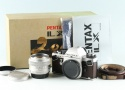 Pentax LX 2000 + 50mm F/1.2 Lens With Box #29855