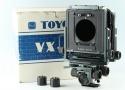 Toyo VX125 4x5 Large Format Film Camera #29856