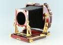 Tachihara Fielstand 45II 4x5 Large Format Film Camera #29869