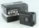 Zenza Bronica ETR Si Film Back Ei 120 With Box #30080