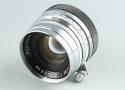 Fuji Fujinon 35mm F/2 Lens for Leica L39 #30090