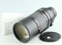 LEICA APO TELYT R 280mm F4 E77 Telephoto Lens #30198