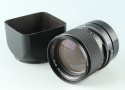 Hasselblad Carl Zeiss Planar T* 110mm F/2 FE Lens #31010
