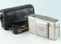 Contax T VS III 35mm Point & Shoot Film Camera #31181