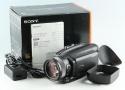 Sony FDR-AX700 4K Digital Video Camera With Box #31184