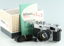 Nikon S3 Year 2000 Limited Edition + Nikkor-S 50mm F/1.4 Lens #31206