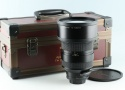 Contax Carl Zeiss Aposonnar T* 200mm F/2 MMJ Lens for CY Mount #31373