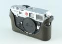 Leica M6 TTL 0.72 35mm Rangefinder Film Camera In Silver #32631