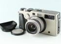 Fujifilm TX-1 35mm Rangefinder Film Camera + 45mm F/4 Lens #33010