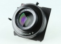 Schneider-Kreuznach Dagor MC 355mm F/8 Lens #33106