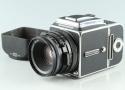 Hasselblad 500C/M + Planar T* 80mm F/2.8 CF Lens #33285
