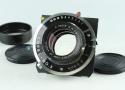 Schneider of America Dagor 14in F/8 Lens #33516