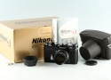 Nikon S3 Limited Edition Black With Box #33767