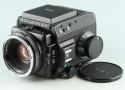 Rollei Rolleiflex SL66 SE Film Camera + Planar 80mm F/2.8 HFT Lens #33999