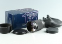 Contax Carl Zeiss Planar T* 135mm F/2 Lens 60 Years Limited Edition for CY #34025