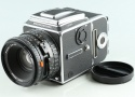 Hasselblad 503cw +Planar T* 80mm F/2.8 CFE + A12 #34062